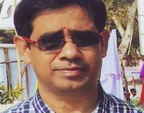 Dr. A.K.M. Nazrul Kabir