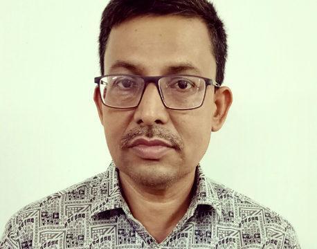 Laskman Kumar Saha