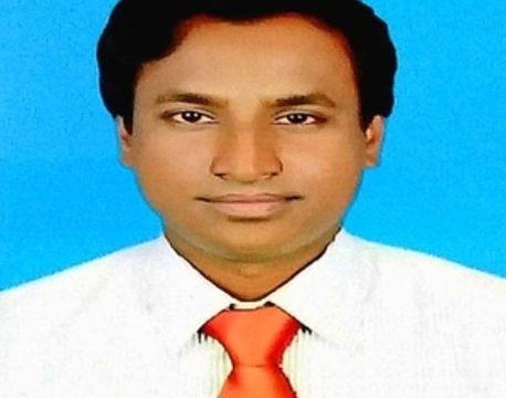 Arup Kumar Mojumder